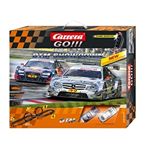 Carrera 20062307 - Go DTM Showdown, Autorennbahn