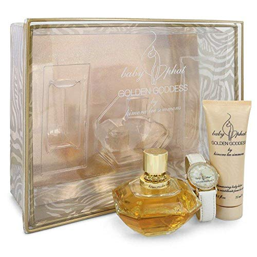 - Baby Phat Golden Goddess by Kimora Lee Simmons Set