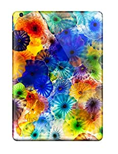 Hard Plastic Ipad Air Case Back Cover,hot Flower Case At Perfect Diy