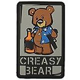 Creasy Bear Morale Patch by Violent Little Machine Shop