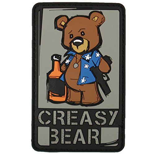 Creasy Bear Morale Patch by Violent Little Machine ()