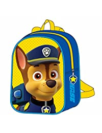 Paw Patrol Childrens/Kids Official Mini Chase Character Backpack (One Size) (Multicolored)