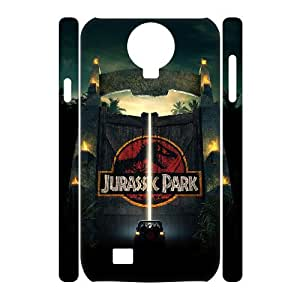FLYBAI Jurassic Park Phone 3D Case For Samsung Galaxy S4 i9500 [Pattern-4]