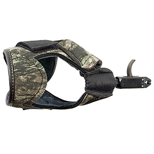 Allen Company Nu Caliper Archery Release, Mossy Oak Break-Up Camo