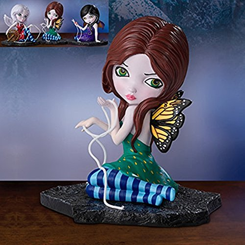 The Bradford Exchange The Measurer Three Fates Figurine Collection by Jasmine Becket-Griffith