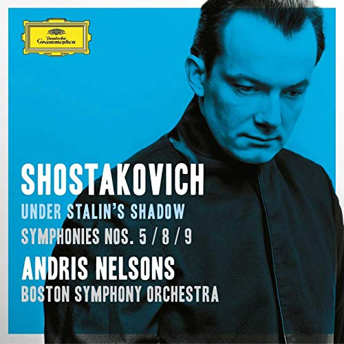 Shostakovich Under Stalin's Shadow - Sym Nos. 5; 8 & 9 [2 CD]