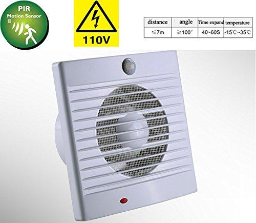 6 inch wall mount fan - 2