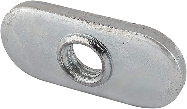 10 Series M5 Standard Slide in T-Nut 10 Pack 3871 80//20 Inc