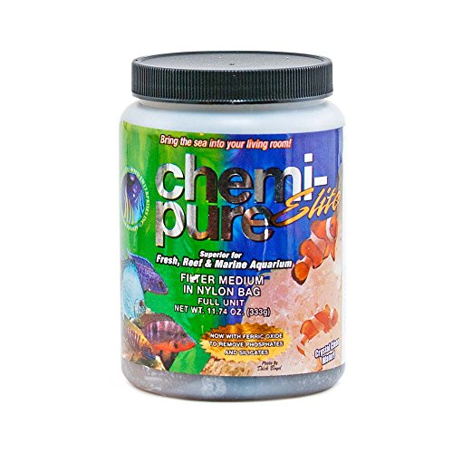 (Boyd Enterprises ABE16743 Chemipure Elite for Aquarium, 11.74-Ounce)