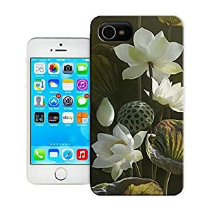 Unique Phone Case Printed Pattern Painterly blooms Hard Cover for 5.5 inches iphone 6 plus cases-buythecase wangjiang maoyi