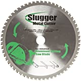 Jancy Slugger MCBL09-ALM Aluminum Cutting Saw Blade, 9'' Diameter, 60 Teeth
