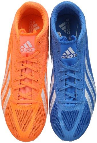 adidas Sprint Star 4 - Zapatos Mujer Turquesa (Türkis (Solar Blue S14/Running White Ftw/Glow Orange S14))