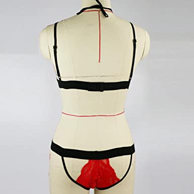 2018 mujeres de moda encanto Sexy Sissy lencería de encaje Babydoll tanga tanga ropa interior ropa de dormir☆Longra: Amazon.es: Alimentación y bebidas