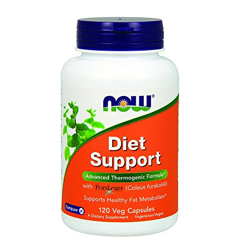 NOW Diet Support Veg Capsules