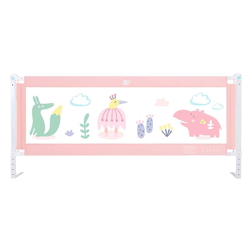 ベッドフェンス, 幼児用ポータブルベッドレール、キングサイズベッド - ベビーベッド用ガードレール (サイズ さいず : 180cm) 180cm  B07KKG8973