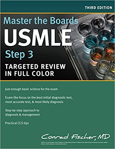 Master the boards usmle step 3 9781618653758 medicine health master the boards usmle step 3 third edition fandeluxe Choice Image