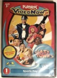Hasbro Videonow Jr. Personal Video Disc: Lazytown