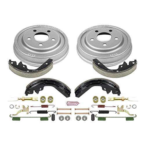 Power Stop Rear KOE15294DK Daily Driver Drum and Shoe Kits