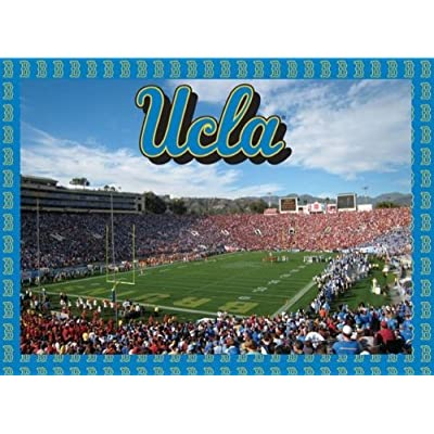 UCLA Bruins Jigsaw Puzzle : Item Type Keyword Refrigerator Magnets : Sports & Outdoors