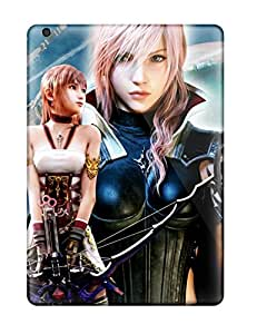 Fashionable Style Case Cover Skin For Ipad Air- Lightning Returns Final Fantasy Xiii