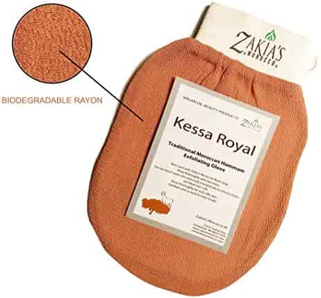 The Original Kessa Hammam Exfoliating Glove