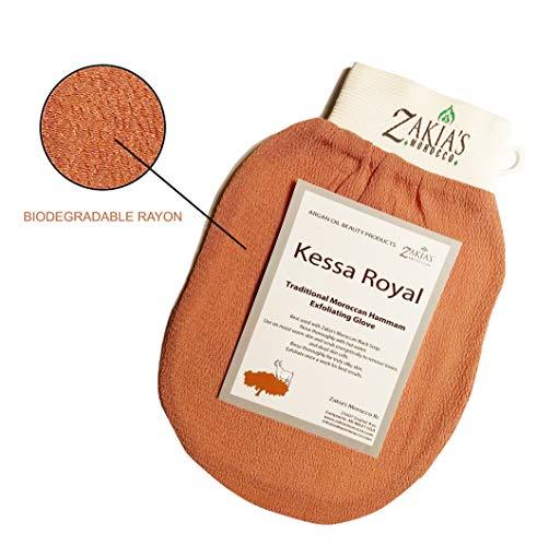 - The Original Kessa Hammam Scrubbing Glove