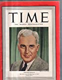 Time Magazine 1939 July 10 Indiana s McNutt