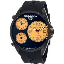 Torgoen Swiss Men's T08305 T08 Series Classic Black Aviation Watch