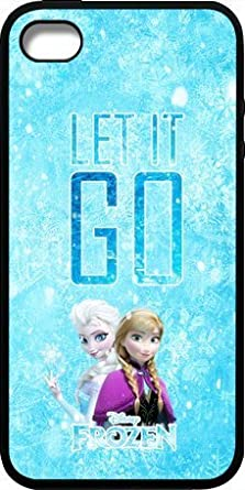 Amazon.com: Disney Frozen Let It Go Samsun Galaxy S3 I9100 ...