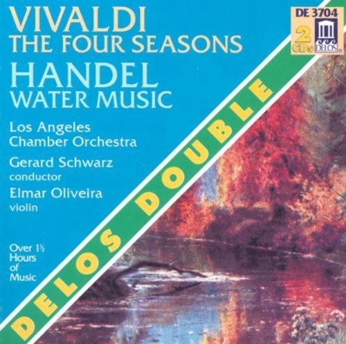 Vivaldi, A.: 4 Seasons (The) /...