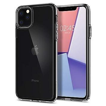 iPhone 11 Pro Max ケース ウルトラ・ハイブリッド 075CS27135 (クリスタル ・クリア)