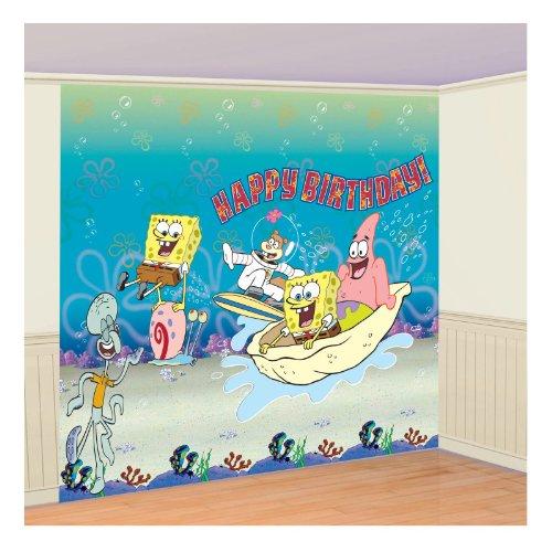 8ft SpongeBob Giant Decorating Set -