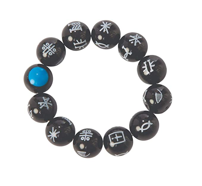 Amazon.com  Marvel  Black Panther Movie Kimoyo Bead Bracelet  Clothing 3dc16e2de4e3