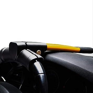 Xj Universelle Sicherheits Diebstahlsicherung Schwerlastwagen Lenkradschloss Diebstahlsicherung Diebstahlsicherungs Flügelradschloss Fahrzeug Diebstahlsicherung Mit 2 Schlüsseln Gelb Auto