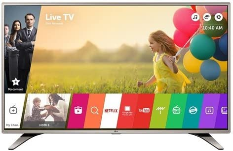 Televisor LED LG 49LH615V Full HD Smart TV 900Hz PMI IPS webOS 3.0 WiFi 49