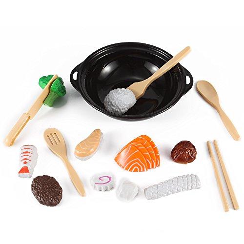 Stir Sushi Slicing Food Playset