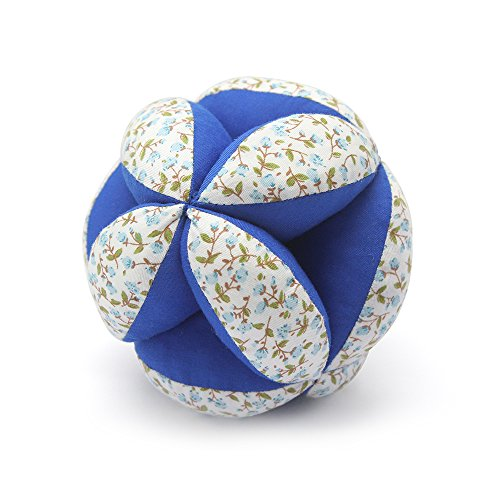 Haba Toys Soft (Montessori Kicking Ball Cotton Puzzle Ball)