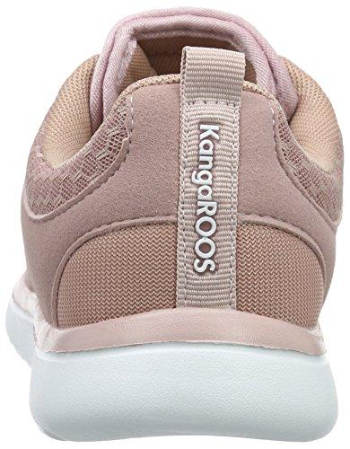 Kangaroos Bumpy Zapatillas 640 Mujer Rosa Rose HHraxqZw
