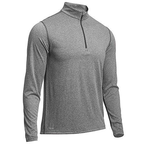 1/2 Zip Core Sweater - 6