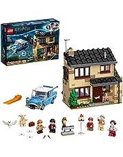 LEGO® Harry Potter™ Ligusterlaan 4 75968 leuke vliegende Ford Anglia auto bouwspeelgoed voor kinderen die houden van de Harry Potter films, verzamelsets, rollenspellen en poppenhuizen (797 onderdelen)