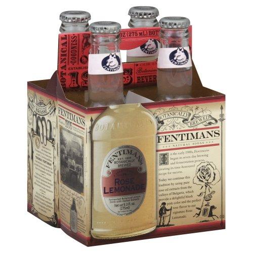 Bev 4Pk Rose Lemonade (Pack of 6)