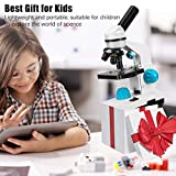 100x-2000x Microscope for Kids and Students, Lab