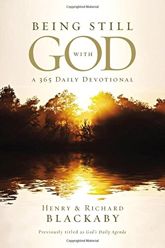 Being Still With God Every Day