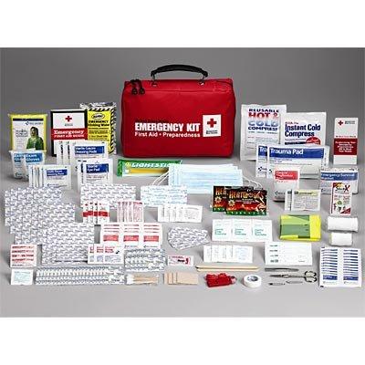 Catastrophes Croix-Rouge américaine et trousse d'urgence par First Aid seulement