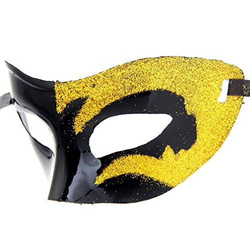 12pcs Set Evening Prom Venetian Masquerade Masks Costumes Party Accessory by IETANG (Image #4)