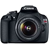 Canon EOS Rebel T5 EF-S 18-55mm IS II Digital SLR Kit (Certified Refurbished)