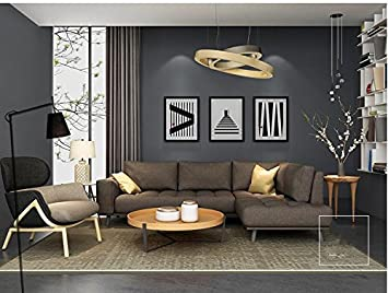 Fototapeten Wallpaper Solide Einfache Graue Tapete Einfach Wohnzimmer  Schlafzimmer Wände Einen Dunklen Hintergrund