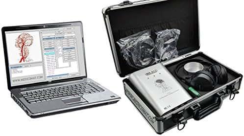 Advanced Diagnostics - Metatron Bioresonance NLS Health Diagnostics and Therapy System Medicomat-39 Computer USB Accessories