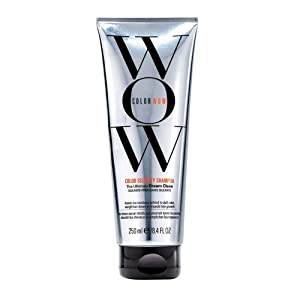 Color Security Shampoo, sulfate free, for all hair types, helps protect color