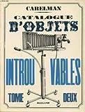 Catalogue d'objets introuvables, Tome 2